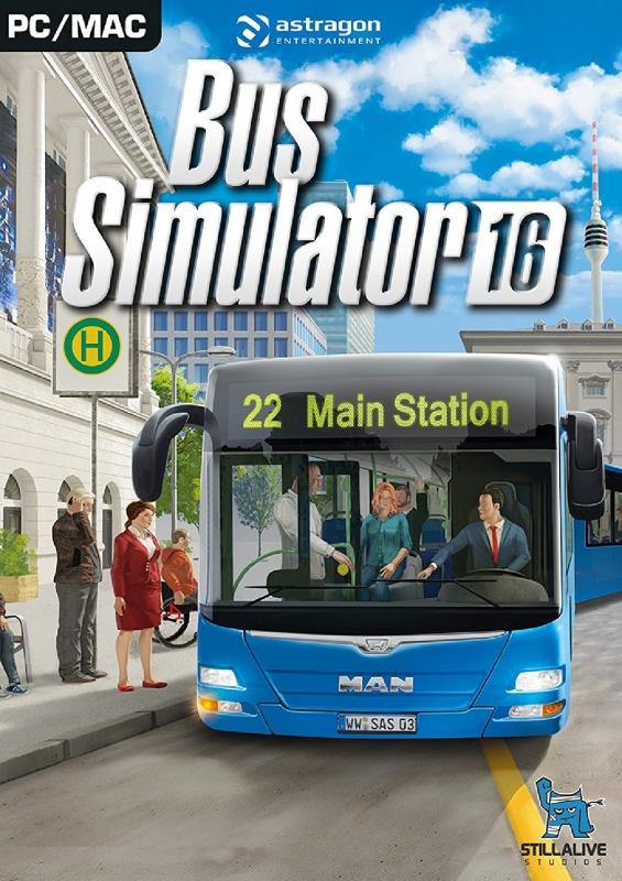 Bus Simulator 16 Wiki on Gamewise.co