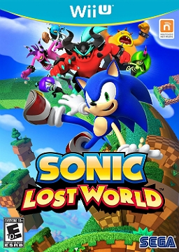 Sonic Lost World (Deadly Six Bonus Edition) on WiiU - Gamewise