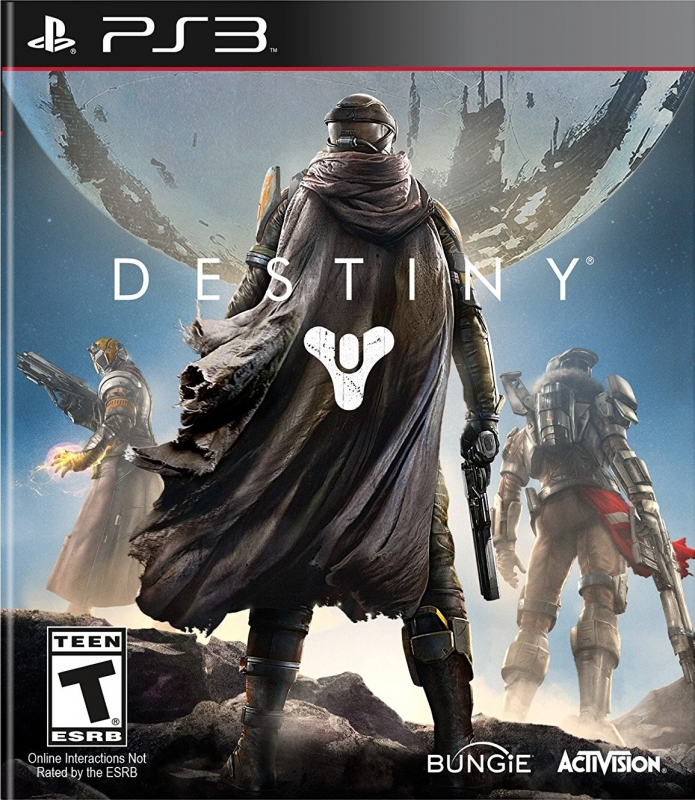 Destiny Wiki Guide, PS3