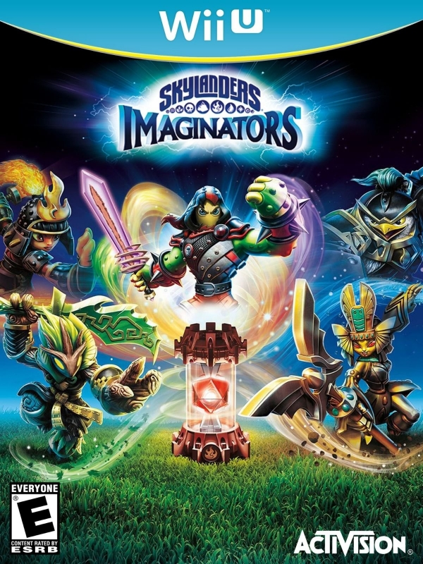Skylanders Imaginators on WiiU - Gamewise