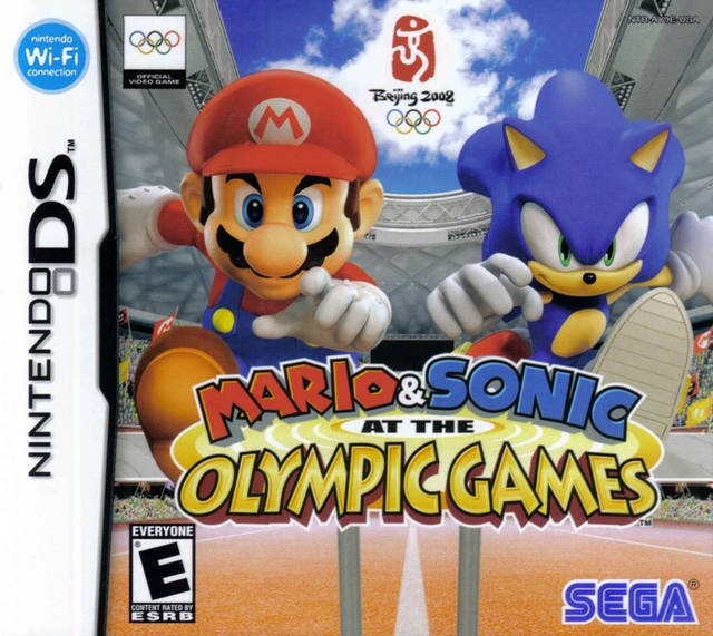 Mario & Sonic at the Olympic Games for DS Walkthrough, FAQs and Guide on Gamewise.co