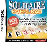 Solitaire Overload for DS Walkthrough, FAQs and Guide on Gamewise.co
