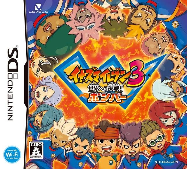 Inazuma Eleven 3: Sekai e no Chousen!! Bomber / Spark Wiki on Gamewise.co