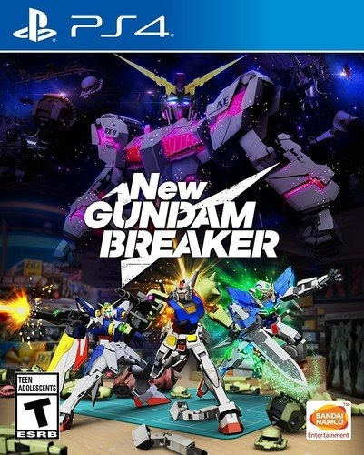 New Gundam Breaker on PS4 - Gamewise