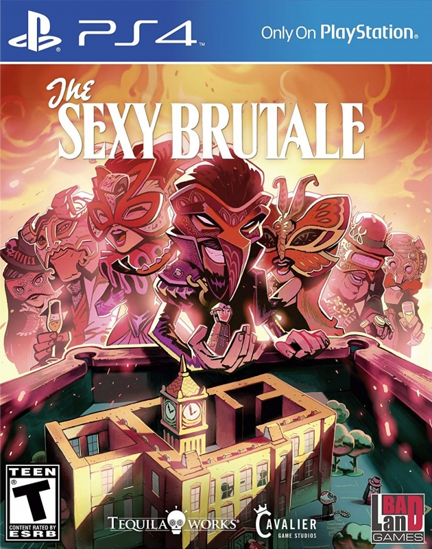 The Sexy Brutale Wiki - Gamewise