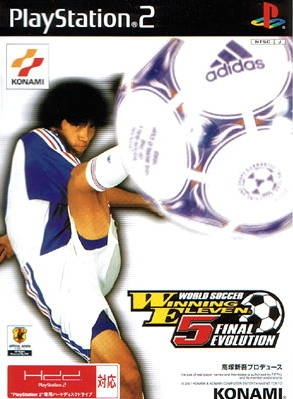 World Soccer Winning Eleven 5 Final Evolution [Gamewise]