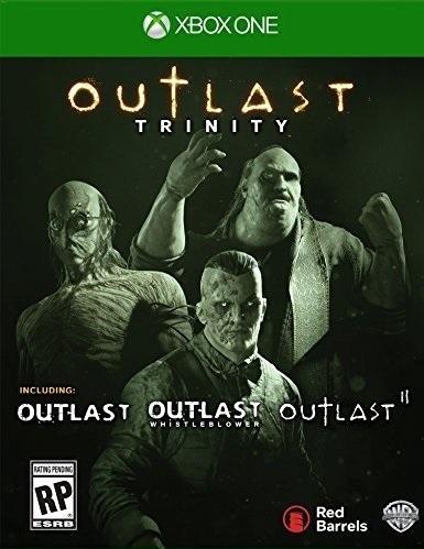 Outlast Trinity Wiki - Gamewise