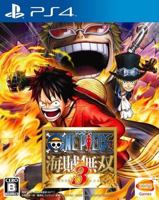 One Piece: Kaizoku Musou 3 on PS4 - Gamewise