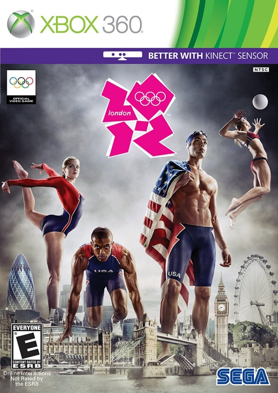 London 2012: The Official Video Game of the Olympic Games Wiki on Gamewise.co