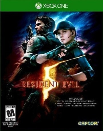 Resident Evil 5 HD | Gamewise