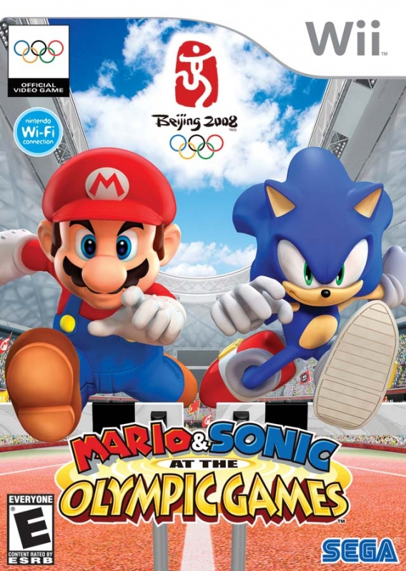Mario & Sonic at the Olympic Games Wiki - Gamewise