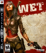 Wet on PS3 - Gamewise