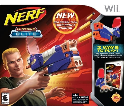 Gamewise NERF N-Strike Elite Wiki Guide, Walkthrough and Cheats