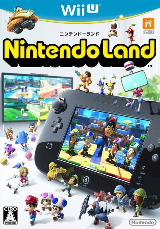 Nintendo Land | Gamewise