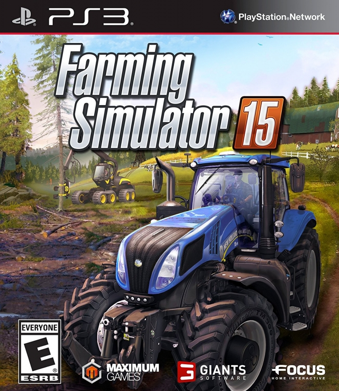 Farming Simulator 2015 on PS3 - Gamewise