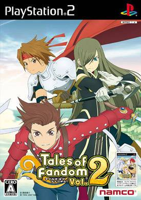 Tales of Fandom Vol.2 on PS2 - Gamewise