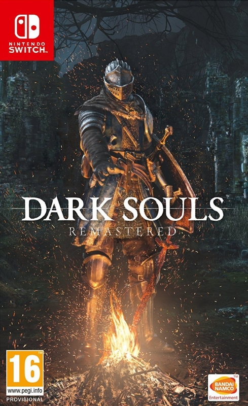 Dark Souls: Remastered for Nintendo Switch - Cheats, Codes, Guide