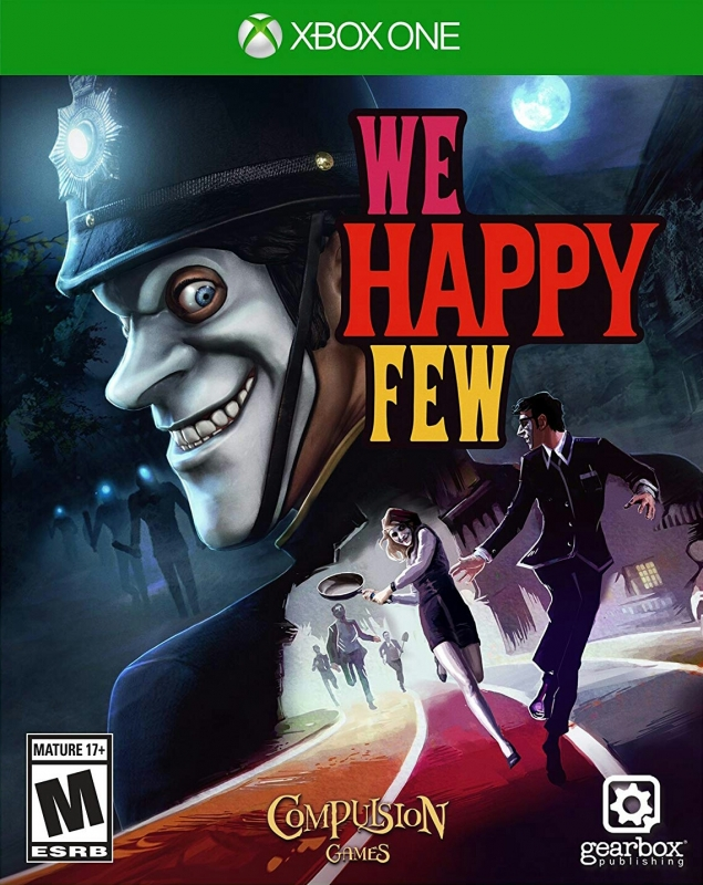 We Happy Few on XOne - Gamewise