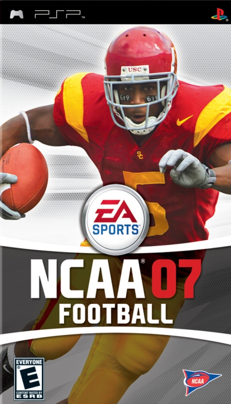 NCAA Football 07 on PSP - Gamewise