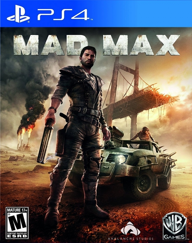 Mad Max (2013) on PS4 - Gamewise