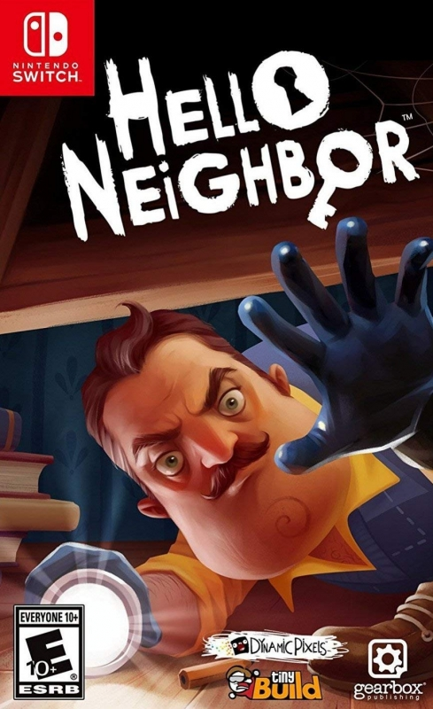 Hello Neighbor on NS - Gamewise