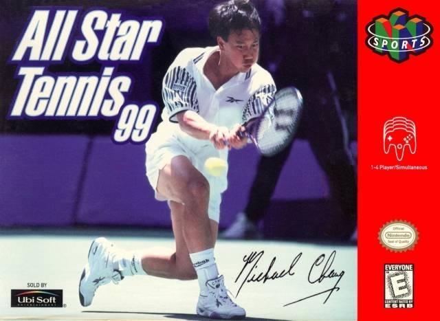 47a92b885318 All Star Tennis 99