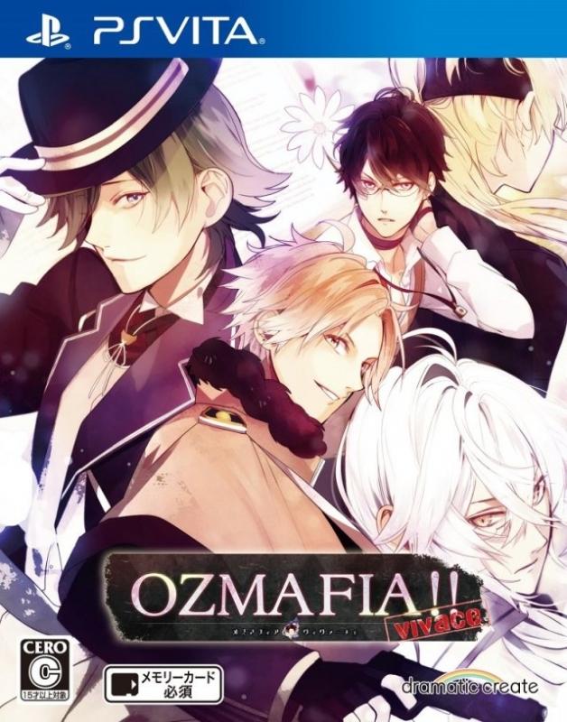 OZMAFIA!! -vivace- | Gamewise