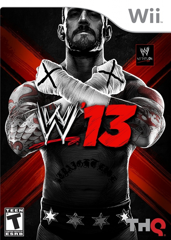 WWE '13 Wiki on Gamewise.co