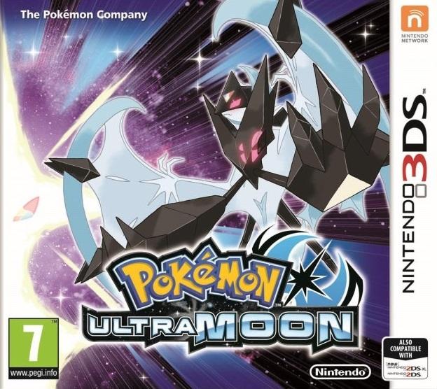 Pokemon: Ultra Sun and Ultra Moon for Nintendo 3DS - Cheats