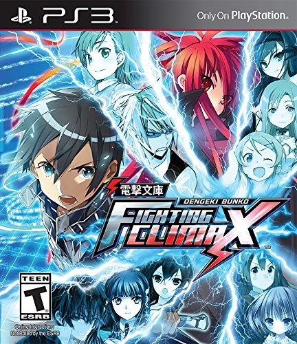 Dengeki Bunko Fighting Climax on PS3 - Gamewise