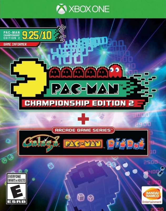Pac-Man Championship Edition 2 + Arcade Game Series | Gamewise