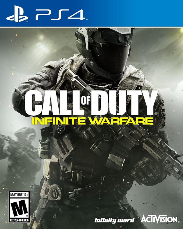 Call of Duty: Infinite Warfare on PS4 - Gamewise
