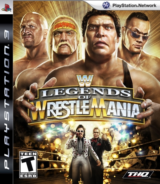 Legends of WrestleMania Wiki - Gamewise