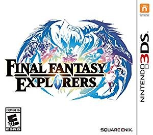 Final Fantasy Explorers on 3DS - Gamewise