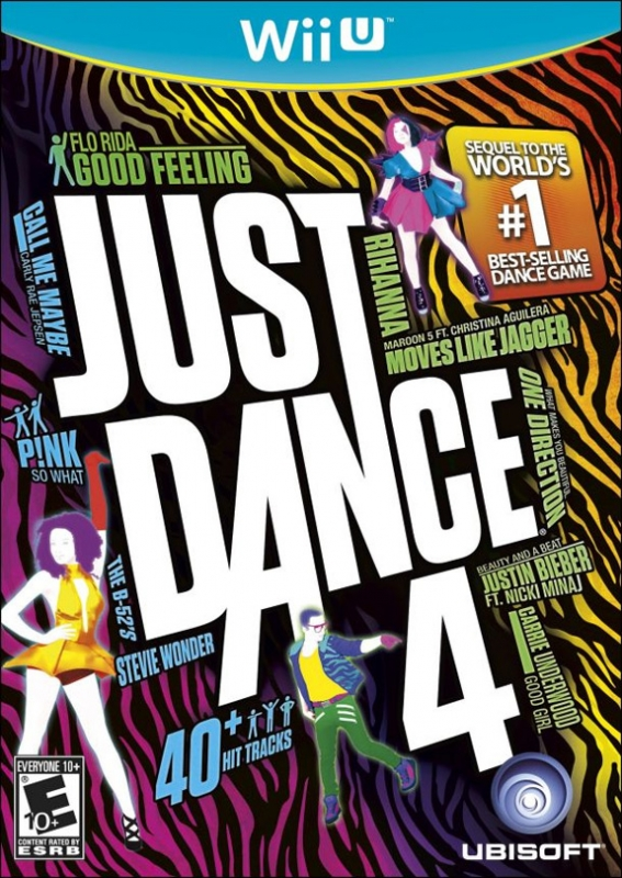 Just Dance 4 Wiki - Gamewise