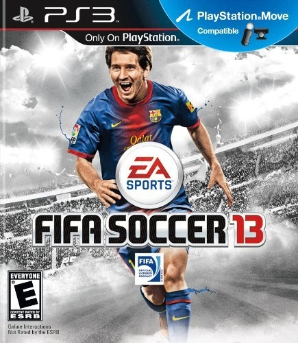 FIFA 13 on PS3 - Gamewise