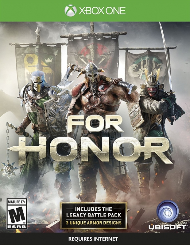 For Honor on XOne - Gamewise