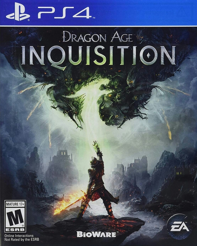 Dragon Age: Inquisition for PS4 Walkthrough, FAQs and Guide on Gamewise.co