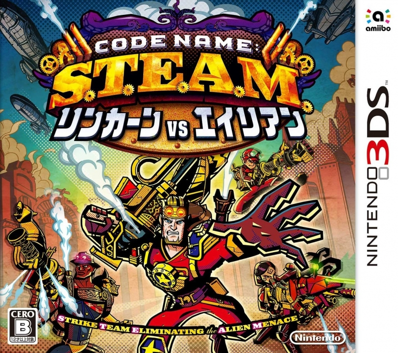 Code Name: S.T.E.A.M. for 3DS Walkthrough, FAQs and Guide on Gamewise.co