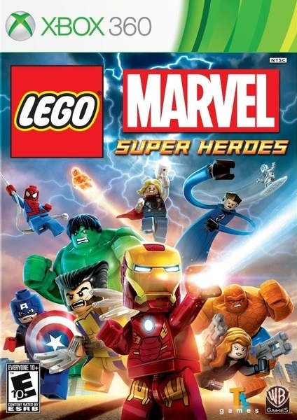 LEGO Marvel Super Heroes on X360 - Gamewise