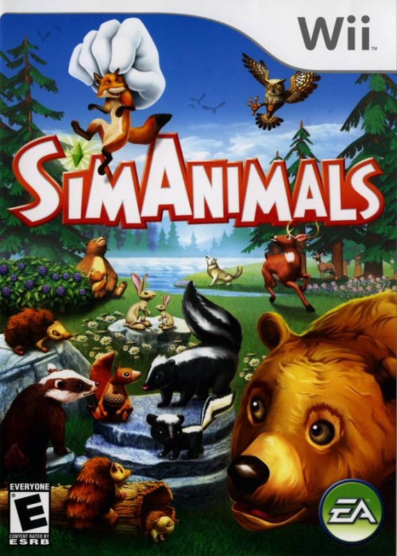 SimAnimals on Wii - Gamewise