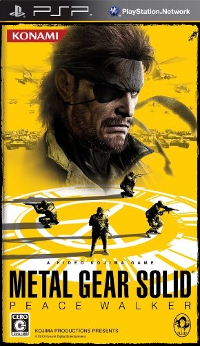 Metal Gear Solid: Peace Walker Wiki - Gamewise