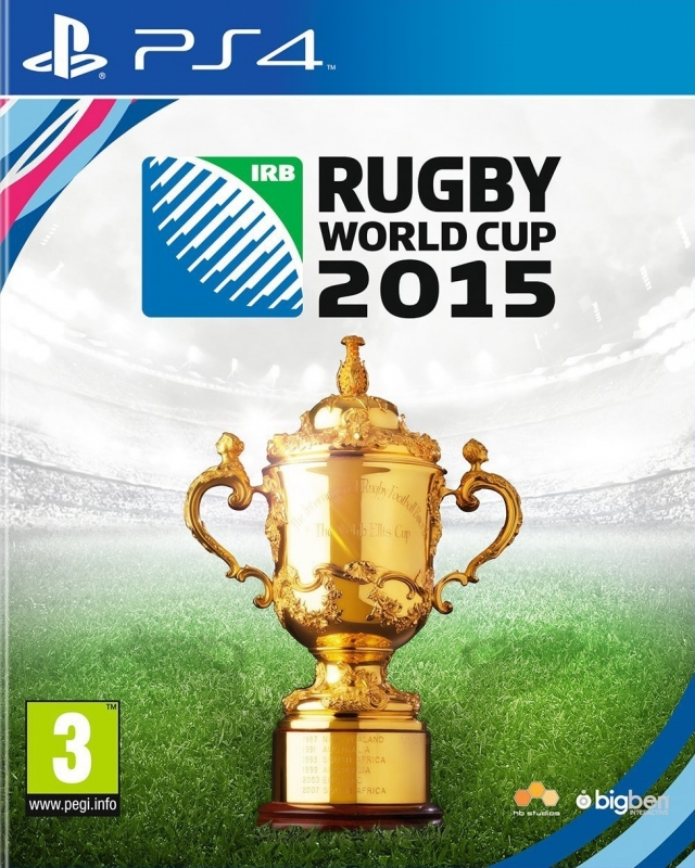 Rugby World Cup 2015 on PS4 - Gamewise