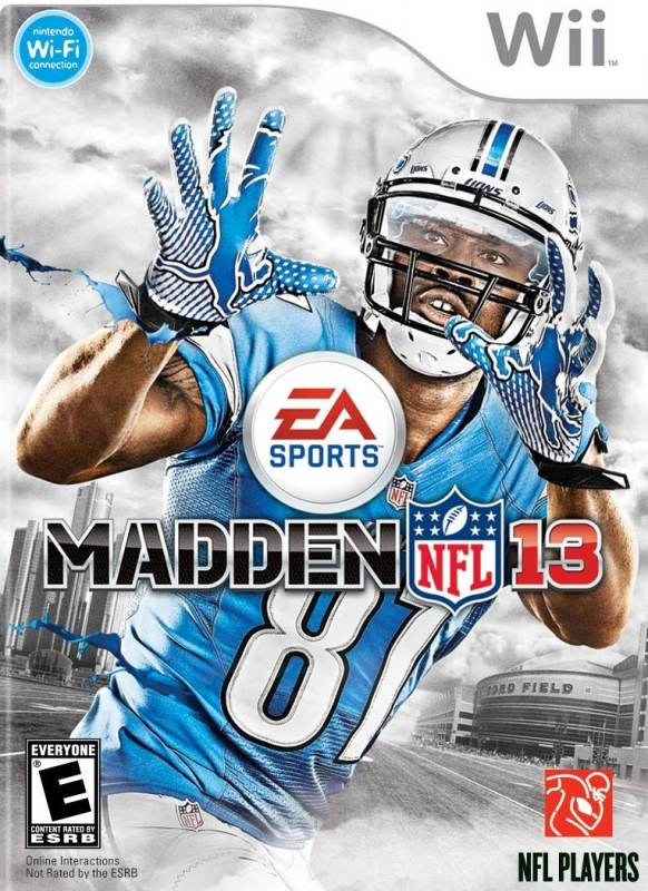 Gamewise Madden NFL 13 Wiki Guide, Walkthrough and Cheats