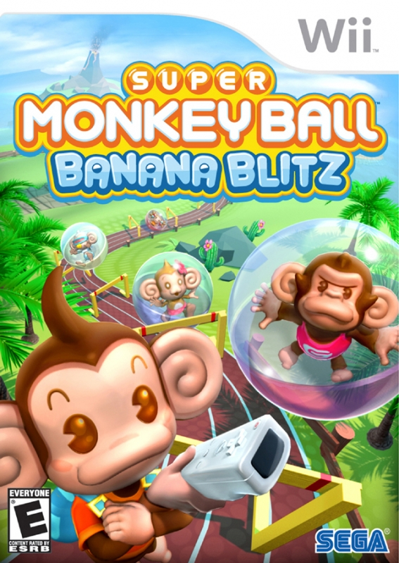 Super Monkey Ball: Banana Blitz [Gamewise]