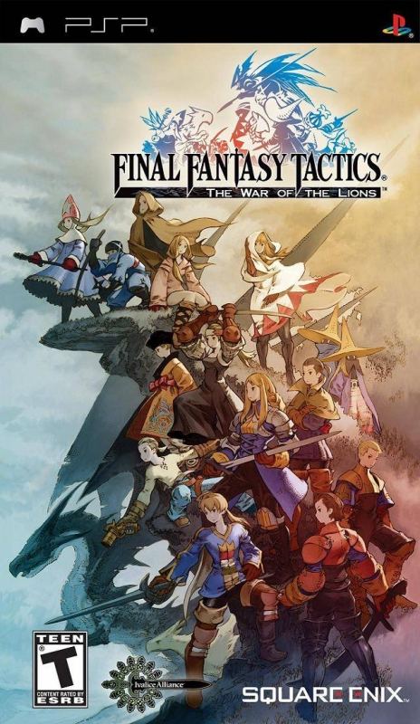 Final Fantasy Tactics: The War of the Lions Wiki - Gamewise