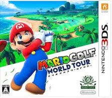 Mario Golf: World Tour on 3DS - Gamewise