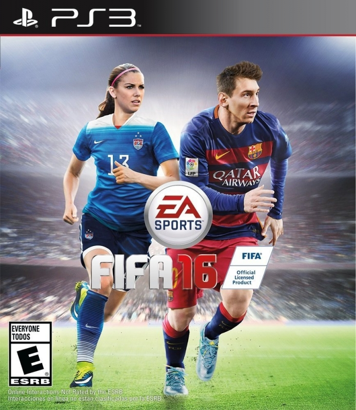 FIFA 16 on PS3 - Gamewise