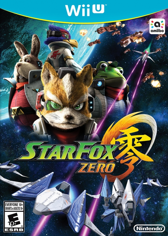 Star Fox Zero on WiiU - Gamewise