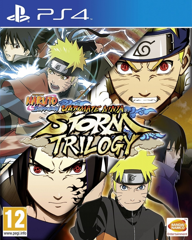 Naruto Shippuden Ultimate Ninja Storm Trilogy For Playstation 4 Sales Wiki Release Dates Review Cheats Walkthrough